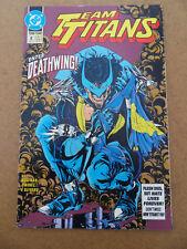 Team Titans 8 . DC 1993 . VF