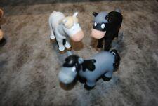 (LE2) ma ferme animaux atlas : 3 chevaux