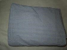 Pottery barn crib sheets (2) gingham