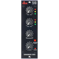 dbx 510 500 Series Subharmonic Synthesizer Add Low Frequency to Kicks Drums Body