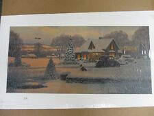 """William S. Phillips """"If Only In My Dreams"""" ARTIST PRINT 36 OF 50 RARE - SIGNED"""
