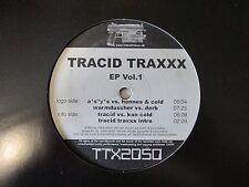 "Various Artists-Tracid Traxxx EP Vol.1-Vinyl-12""-Single-EP-Record-2004"