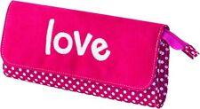 Mele Pink Love Clutch or Cosmetics bag (1356)