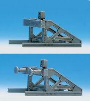 Roco H0 42267 1 Prellbock Bausatz mit Holzbohle oder Puffer - NEU + OVP