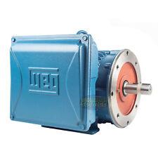 5hp Single Phase Electric Motor C Face 1824tc Frame 3400 3600 Rpm Weg