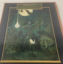 William Stout - Hallucinations by William Stout. Signed 69/500. W/ Dragon Sketch