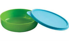 Tupperware 2X Twinkle Kids Feeding Bowl Round 430ML Food Snack Container