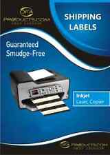 500 x A4 Sheets 27 Printer Labels / Sheet L4737 Sticky Address Barcode FBA L6011