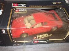 Bburago Diamonds Collection Ferrari testarossa Bj 1984  code 3019 ,Mit OVP 1:18