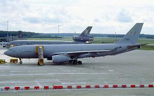 AIRCRAFT SLIDE / DIA A330 MRTT T-057 NATO RNLAF NETHERLANDS AF with KDC-10