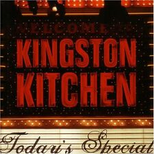 Kingston Kitchen - Today's Special [New CD]