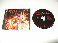 Rose Royce - Best of (2003) 17 TRACK cd is excellent