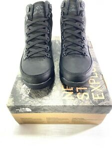 The North Face Back To Berkeley Redux Boots (Men's 9.5/10/11.5) TNF Black Hiking