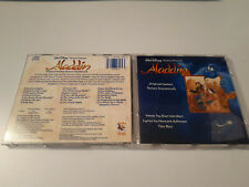 Walt Disney Pictures Aladdin: Original Motion Picture Soundtrack CD