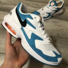 NIKE AIR MAX 2 LIGHT TRAINERS GENUINE AUTHENTIC SIZE UK8/US9/EUR42.5 AO1471-100