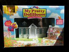 "Galoob My Pretty Dollhouse ""Happy Heart Mansion"" + 2nd Floor Addition 1995"
