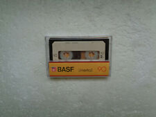 Audio Cassette BASF LH Extra I 90 From 1984 - Fantastic Condition !!