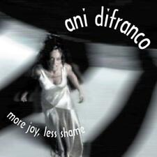 ANI DiFRANCO - MORE JOY LESS SHAME - EP CD, 1996