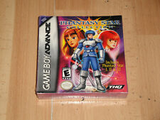 PHANTASY STAR COLLECTION BY THQ FOR NINTENDO GAME BOY ADVANCE NEW FACTORY SEALED