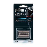 Braun 52B Cassette Series 5 Flexmotiontec Stainless Steel Foil Cutter Set Shaver