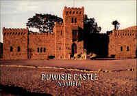 NAMIBIA Südwestafrika Postkarte SWA Postcard Namib Duwisib Castle alte Festung