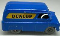 Matchbox Lesney No 25 Blue Bedford Dunlop Van - Near Mint