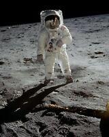 Apollo 11 Moon Landing Surface NASA Buzz Aldrin 8 x 10 11 x 14 Photo Picture