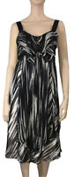 DAVID LAWRENCE SIZE 10 SILK PARTY/COCKTAIL DRESS