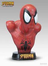 SIDESHOW SPIDER-MAN LIFE SIZE 1:1 SCALE Bust STATUE CARNAGE Avengers HULK Venom