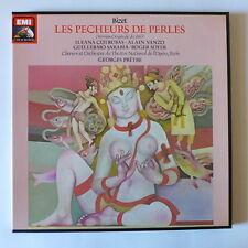 LP/ Georges Prêtre, Bizet - Les pêcheurs de perles  - 1978