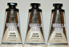 3 Victoria's Secret PINK Vanilla Bean Hand & Body Cream w/ Shea 1 fl oz