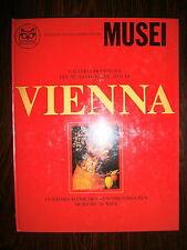 MUSEI  - VIENNA # Fabbri Editori 1968