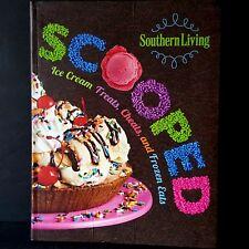Scooped Ice Cream Cookbook Recipes Treats Cheats Frozen Eats Southern Living