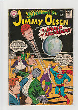 Jimmy Olson #105 G+ 1967 DC comic Swan