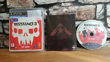 Resistance 3 playstation 3 PS3 game
