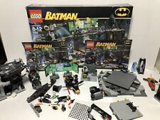 Lego Batman 7783 The Batcave The Penguin and Mr. Freeze's Invasion not complete