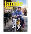 JAMIE DOES by JAMIE OLIVER *BRAND NEW RELEASE HARDCOVER
