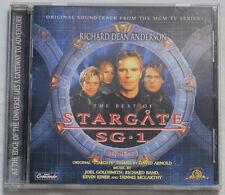 Stargate SG-1 Soundtrack CD. Various Artists. Collectors Item. UK Seller.