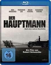 Der Hauptmann - Nach einer wahren Geschichte - Blu Ray