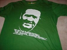 Celtic Football Club Official Merchandise Jock Stein Shirt, FC, Larsson