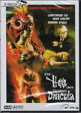 Curse of the Crimson Altar , uncut , DVD , new / sealed , Christopher Lee