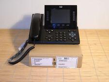 NEU Cisco CP-9951-CL-K9 Unified SIP IP Endpoin VoIP Phone Telefon NEW OPEN BOX
