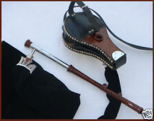 Geoffrey | Irish Uilleann Practice set | bagpipe | 2 reed set, Carry bag | UR5