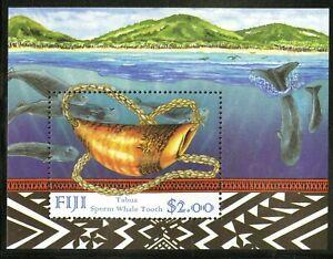 Fiji   1998   Scott # 824a  Mint Never Hinged Souvenir Sheet