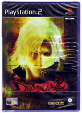 PlayStation Ps2 Devil May Cry 2 With DVD