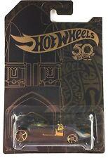 Mattel Frn33 Hot Wheels 50th Anniversary Veicolo Tematizzato Black & G (2235134)