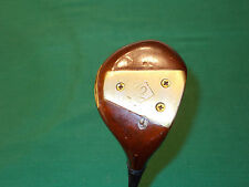"""VINTAGE MACGREGOR WILL SIMS """"BAR"""" 2 WOOD - VERY NICE COLLECTIBLE!"""