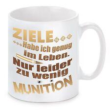 "Coffee Mug ""goals I have enough"" Gift"
