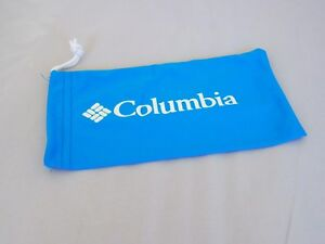 Columbia Blue Eyeglass & Sunglass Pouch Case!  New!