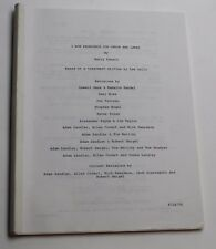 I Now Pronounce You Chuck & Larry * 2006 Movie Script * Kevin James, Comedy Film
